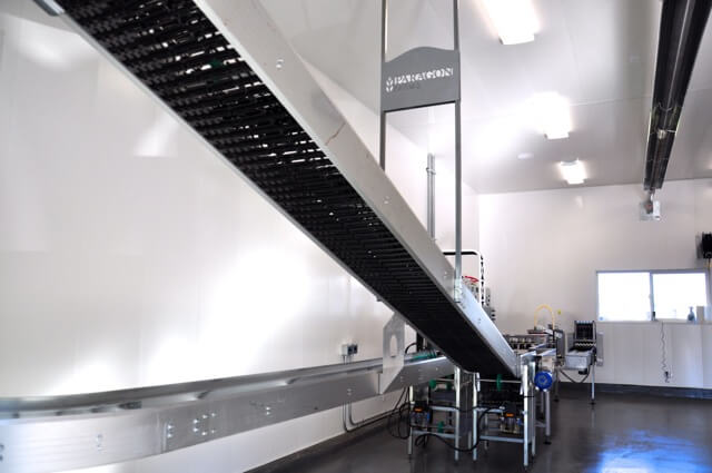 Egg Production Facility