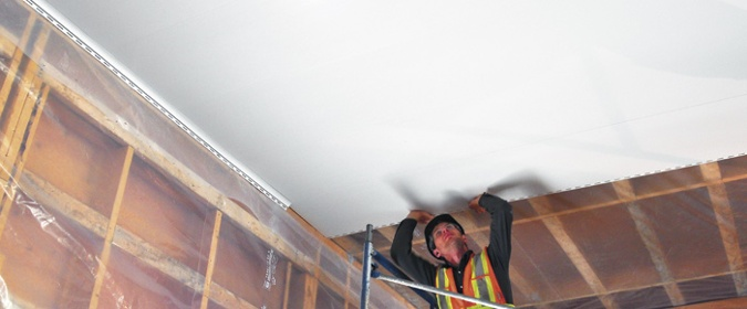 Quick Liner Wall & Ceiling Panels